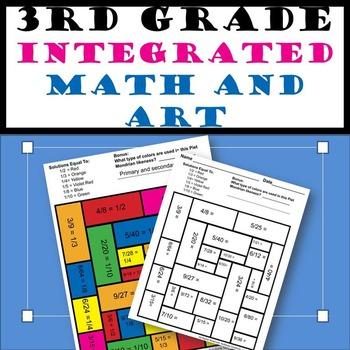 Integrated Math and Art - 3rd Grade