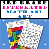Integrated Math and Art - 3rd Grade