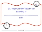 "Integrated Math and Reading Activity with ""The Important B"