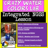 Integrated NGSS: Crazy Water Colors Lab (Heat Transfer: Conduction, Convection)