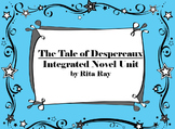 Integrated Novel Unit The Tale of Despereaux