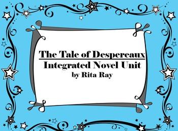 Integrated Novel Unit The Tale of Despereaux