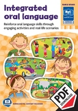 Integrated Oral Language – Early Years ebook