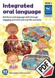 Integrated Oral Language – Year 1 ebook