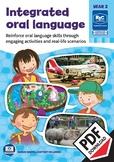 Integrated Oral Language – Year 2 ebook