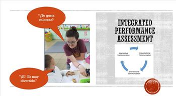 Integrated Performance Assessment - Back to School (all levels)