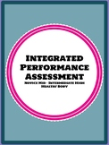 Integrated Performance Assessment IPA Reflexive Verbs Daily Routine Health