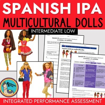 Integrated Performance Assessment IPA Spanish Beauty and Aesthetics Unit Exam