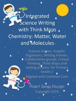 Integrated Science Writing with Think Maps Matter, Water and Molecules