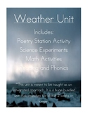 Integrated Weather Unit