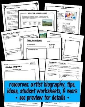Integrating Art Across the Curriculum Sampler Bundle