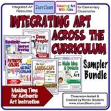 Integrating Art Across the Curriculum Bundle