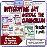 Integrating Art Across the Curriculum Bundle