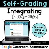 Integrating Information Assessment - RI4.9
