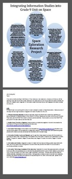 Integrating Information Studies into a unit on Space Exploration Research