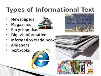 Integrating Informational Text