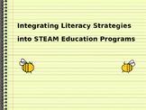Integrating Literacy Strategies into STEAM Education Programs