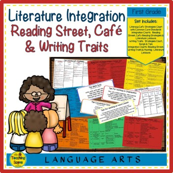 Integrating First Grade Literature: Reading Street, Cafe & Writing Traits