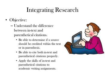 Integrating Research