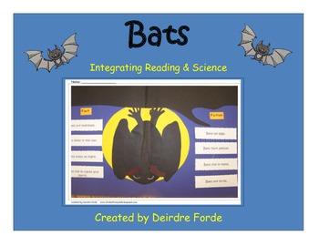 Bats - Integrating Science & Reading