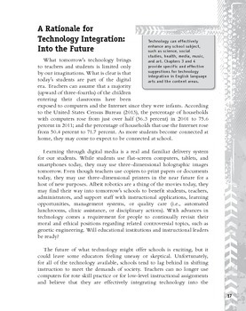 Integrating Technology into the Curriculum (eBook)