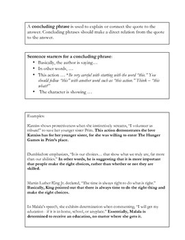 Integrating Text Evidence - Phrases