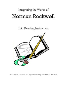 Integrating the Works of Norman Rockwell with Reading Instruction