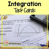 Calculus Integration Stations Activity (Unit 6)