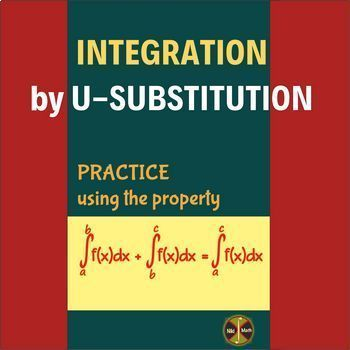 Calculus : Integration by u-substitution - Practice (full solutions)