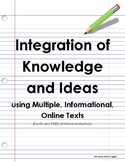 Integration of Knowledge using Online Reading Passages