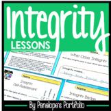 INTEGRITY Activities and Lessons - Character Education