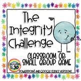 Integrity Challenge Classroom Game