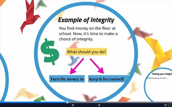 Integrity Character Education Lesson