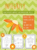 Integrity Flower Activity - The Empty Pot Activity