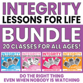 Integrity: Lessons for Life Bundle!