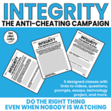 Integrity: Lessons for Life - No Cheating - Upper & Lower