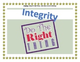 Integrity: What If Everybody Did That? (1st, 2nd, 3rd, 4th)