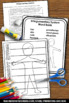 Human Body Systems Project, Integumentary System Human Body Interactive Notebook
