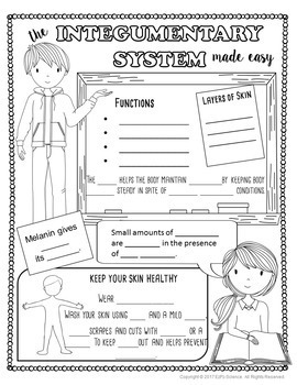 Integumentary System Made Easy