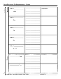 Integumentary System Worksheet