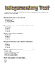 Integumentay (skin) Test with Study guide and Answer Key