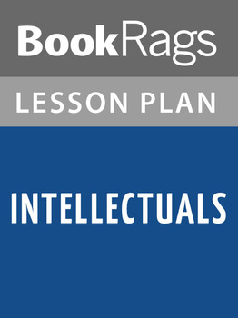 Intellectuals Lesson Plans