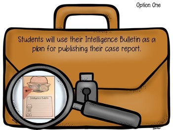 Intelligence Bulletin: BOLO Alert {An Informational Writing Activity}