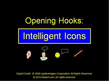 Intelligent Icons
