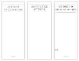 Intelligibility Brochure