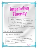 Intensive Fluency Unit