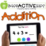 Distance Learning InterACTIVEities - Addition Digital Learning