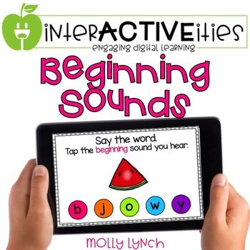 InterACTIVEities - Beginning Sounds Digital Learning