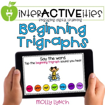 InterACTIVEities - Beginning Trigraphs Digital Learning