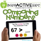 Distance Learning InterACTIVEities - Comparing Numbers Dig